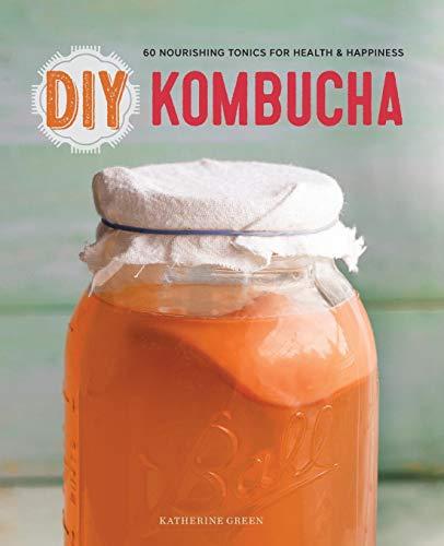 The Big Book of Kombucha cover