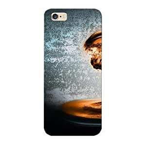 Fashionable Style Case Cover Skin Series For Iphone 6 Plus- Nuclear Explosion Background