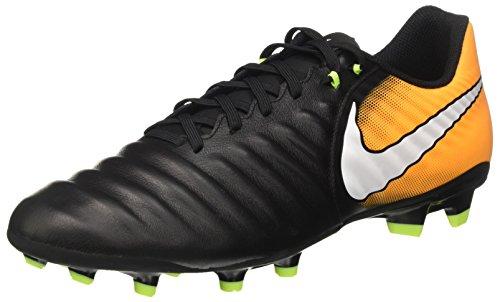 black volt Orange laser white Nike Da Tiempo Nero Ligera Iv Calcio Fg Uomo Scarpe AARZzqW