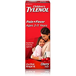Tylenol Children's Pain Reliever Syrup
