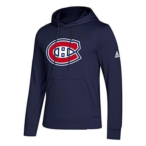 Bleu À nbsp;sergé De Montréal Marine Adidas Capuche 0 Sweat Canadiens Nhl 2 Logo qPzHCw