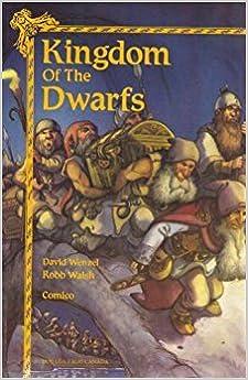 Book Kingdom of the Dwarfs Volume 1 No1
