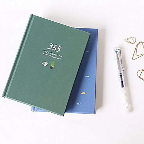 Amazon.com: Daisy Storee Cute Papelería Cuaderno 365 ...