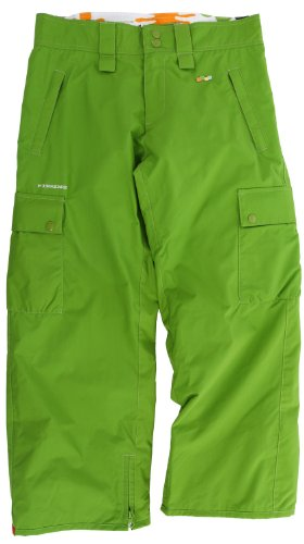 FOURSQUARE Lil Fuji Ski Snowboard Pants Bamboo Girl's Sz XL