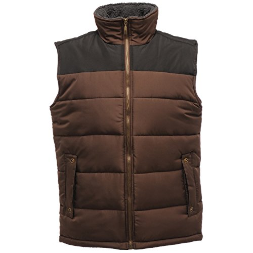 Regatta Womens/Ladies Altoona Quilted Insulated Gilet Bodywarmer Seal Grey