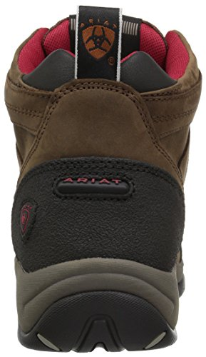 Ariat Kvinners Terreng H2o Arbeid Boot, Distressed Brunt, 7 C Oss Distressed Brun
