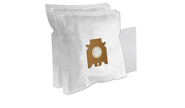 10 Bolsas de aspiradora para Miele Meteor C - S251I: Amazon.es: Hogar