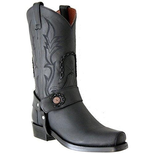 GO'WEST Men's Boots Black PNtkQ