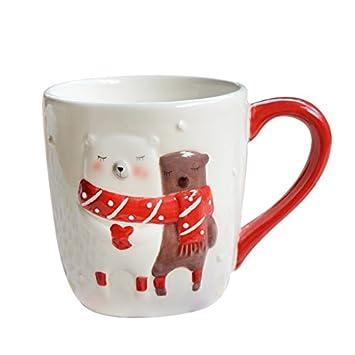 En À Céramique Peints Mugs、tasses Jolie Café Tianliang04 Vaisselle 9W2IYHbeED