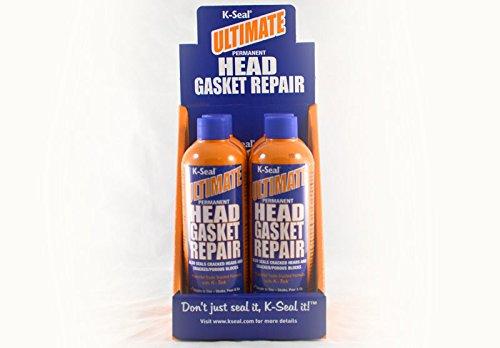 K-Seal Ultimate Permanent Head Gasket Repair (Box of 4