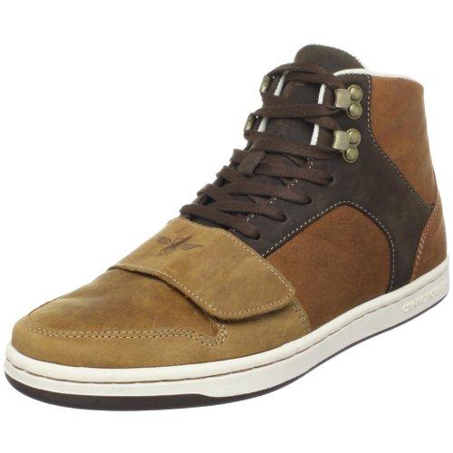 Cesario High Top - Creative Recreation Men's Cesario High Top Sneaker,Browns,8 D US