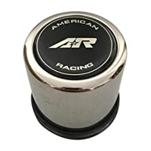 American Racing 1266001S Stainless Wheel Center Cap