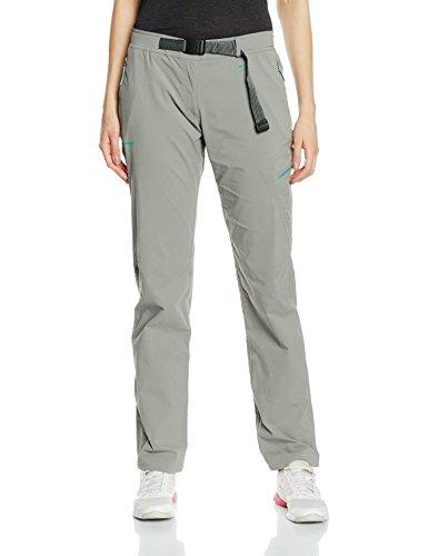 Trango Heid FI - Pantalón largo para mujer gris