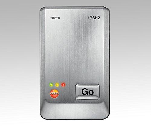 テストー1-3234-06温度データロガ0572.1766Testo176H2 B07BD36KPL