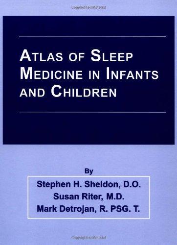 Atlas of Sleep Medicine in Infants and Children Pdf