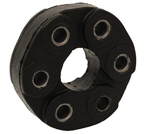 Bapmic 26111227410 Driveshaft Coupler Flex Disc Rubber Mount Bushing for BMW E46 E36 E39 E85 (Bmw Drive Shaft Bushing)