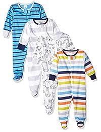 Onesies Brand - Pack de 4 Unidades para bebé