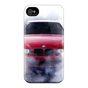 Hot Htj5045FDhs Case Cover Protector For Iphone 4/4s- Bmw 5 Series