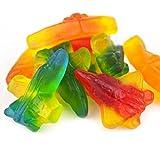 Jet Airplanes Gummi Gummy Candy 5 Pound Bag (Bulk)