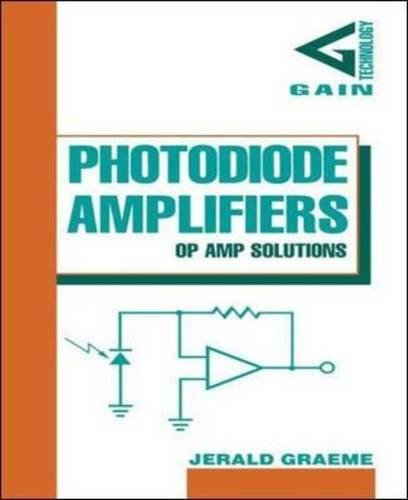 Photodiode Amplifiers: OP AMP Solutions by McGraw-Hill Education