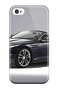 Premium Aston Martin Dbs 35 Back Cover Snap On Case For Iphone 4/4s