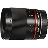Samyang SY300M-E-BK 300mm F6.3 Mirror Lens for Sony NEX Mirrorless Interchangeable Lens Cameras - E-Mount