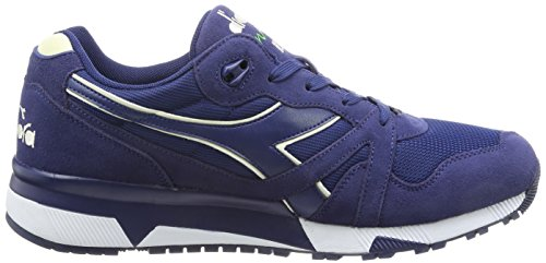 SNEAKER DIADORA 501 171853 C6954 N9000 MARINO blue vxbuX