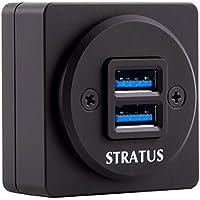 Appareo STRATUS POWER Dual USB-A charging ports (2.1 amp each)