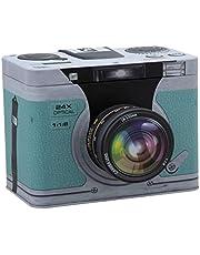 Caixa Organizadora Polaroid Ii, Metal Etna Multicor 18 X 15 X 14 Cm