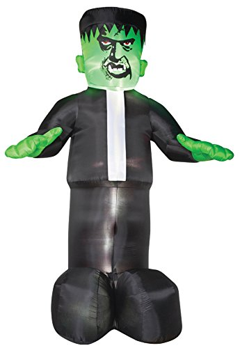 Morris Airblown Monster 16 Feet Tall (Tv Characters Fancy Dress Ideas)