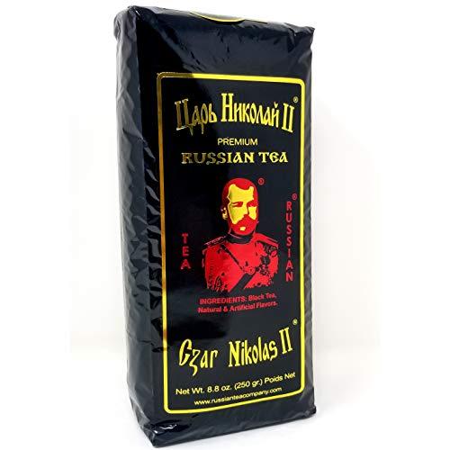 Tea Czar Nikolas II Premium Black