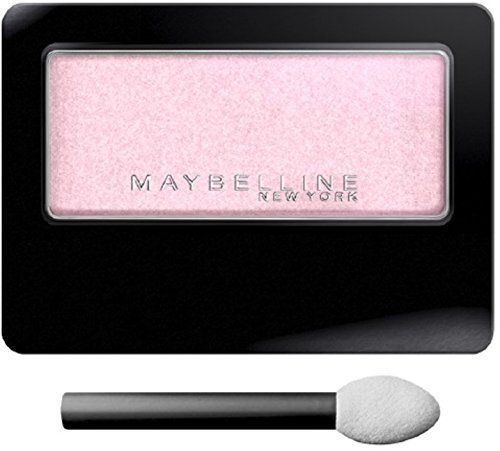 Maybelline New York Expert Wear Single Eyeshadow, Seashell [50S] 0.09 oz (Pack of ()
