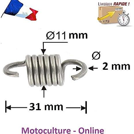 Motoculture-Online Muelle de Embrague para Cortasetos o Otros ...