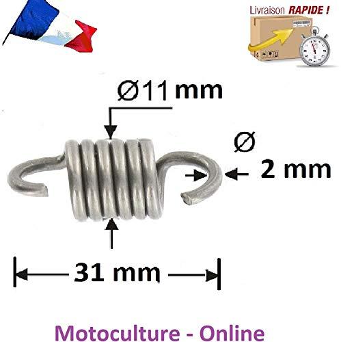 Motoculture-Online Muelle de Embrague para Cortasetos o ...