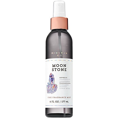 Bath and Body Work Moonstone Mineral Fine Fragrance Mist 6.0 Fluid Ounce by Bath & Body Works
