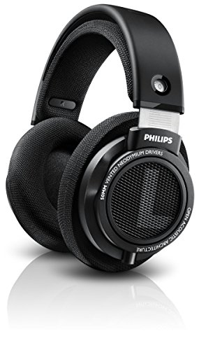 Philips Hi-Fi Stereo Headphones (SHP9500S/27)