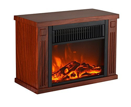 3G Plus 14 Mini Electric Fireplace Portable Heater