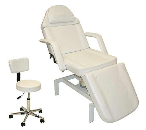 LCL Beauty 11 in 1 Multifunction Facial Machine & Fully Adjustable Hydraulic Bed Chair Package by LCL Beauty (Image #2)
