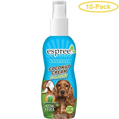 Espree Coconut Cream Cologne 4 oz - Pack of 10