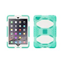 Griffin GB40864 Survivor All-Terrain iPad Mini 1/2/3 Carrying Case, Green/White