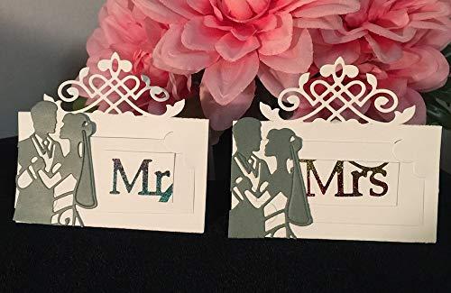 Alinacraft Metal Cut Cutting Dies Mold Tool Crown Tiara Banquet Wedding Party Bride Place Table Setting Card Holder Scrapbooking Scrapbook Paper Craft Punch Art ()