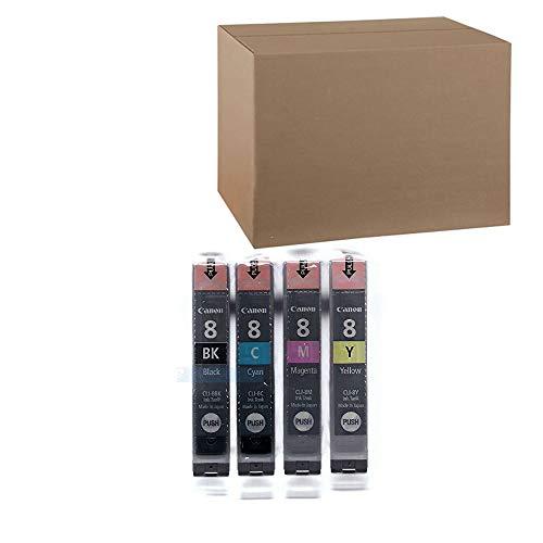 Canon 0620B010 OEM Ink - (CLI-8) iP4200 iP4300 iP4500 iP5200 iP5200R iP6600D iP6700D MP 500 530 600 610 800 800R 810 830 850 950