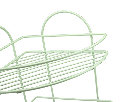 Kiwa 3 tier corner shower caddy stainless steel shower - Bathroom corner caddy stainless steel ...