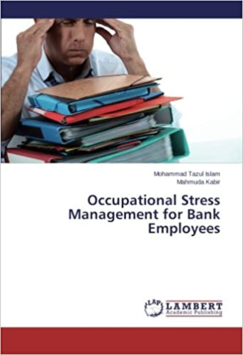 stress management of bank employees