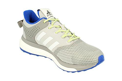 Hombre de de Running adidas Sintético Zapatillas Material xq7wYwtvS
