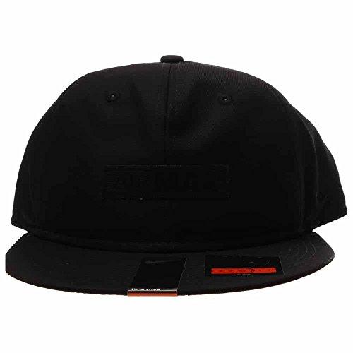 Nike Men's Air Max 90 Smoking True Adjustable Hat, Black