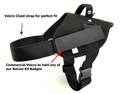 k9 patrol harness - 2