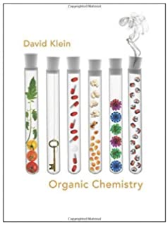 organic chemistry amazon co uk david r klein 9780471756149 books