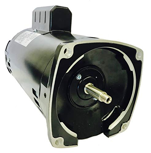 - GW YYN5682-L7 2 HP, 3450RPM, 1.3 Service Factor, 56Y Frame, ODP Enclosure, 208-230V, Square Flange Pool Motor