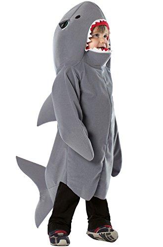Shark Child Costume Size Small 4-6X (Costume Kids Costumes Animals)